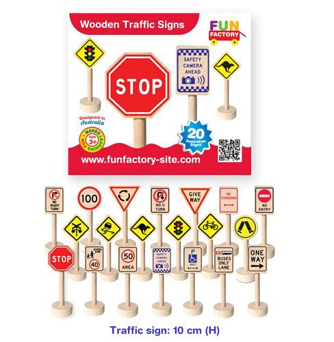 Traffic Signs -