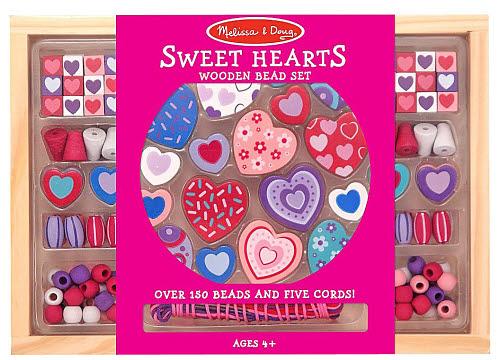M&D - Sweet Hearts Bead Set - M&D - Sweet Hearts Bead Set