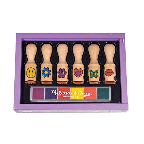M&D - Happy Handle Stamp Set -