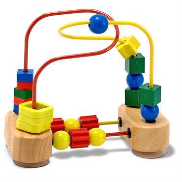 M&D - First Bead Maze - M&D - First Bead Maze