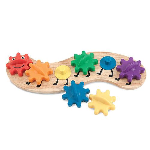 M&D - Caterpillar Gear Toy - Caterpillar Gear Toy