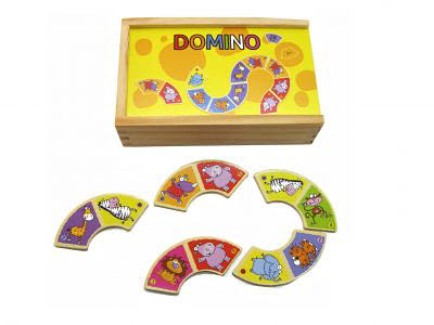 Dominoes - Animals -