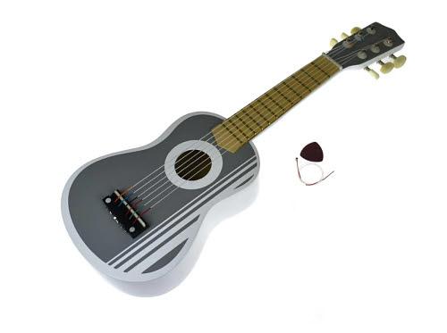 Owl Guitar -