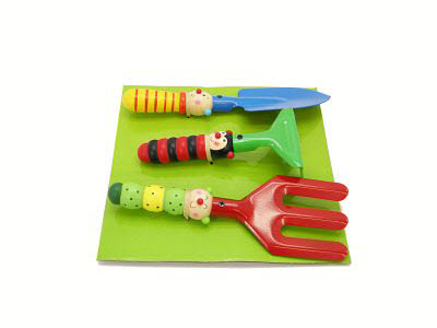 Garden Tools 3PC Set - Garden Tools 3PC Set