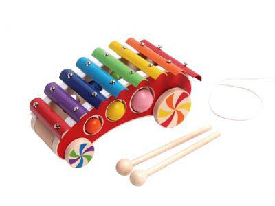 Pull Along Xylophone - Pull Along Xylophone