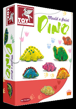 Mould & Paint Dino -