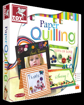 Paper Quilling -