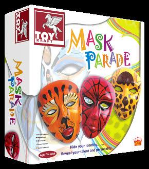 Mask Parade -