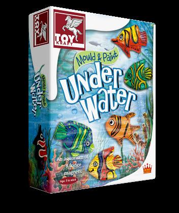 Mould & Paint - Underwater -