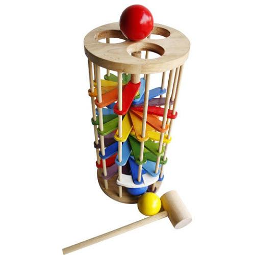 Pound A Ball Tower - Pound A Ball Tower