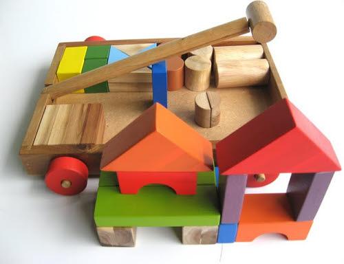 Blocks Wagon - Blocks Wagon
