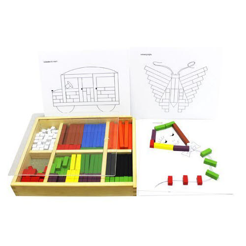Cuisenaire Learning Rods - Cuisenaire Learning Rods