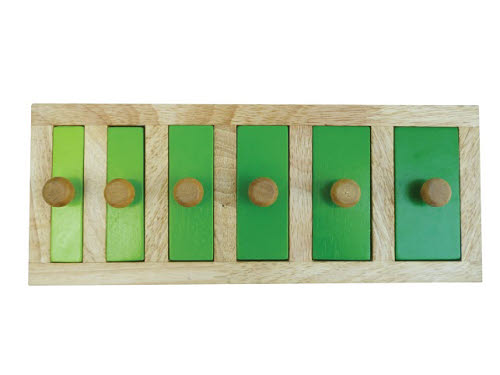 Narrow-Wide Knob Puzzle - Narrow-Wide Knob Puzzle
