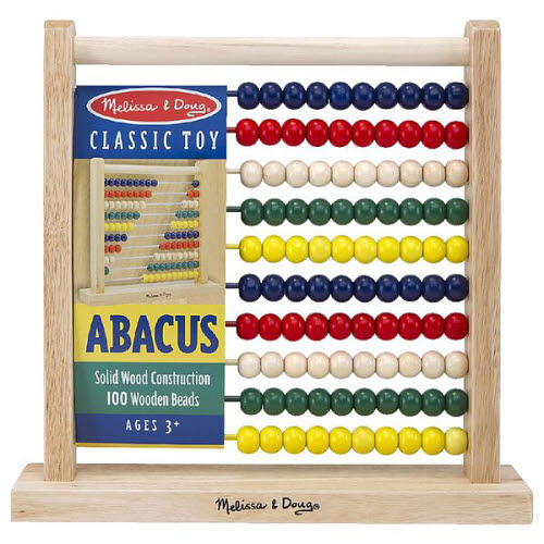 M&D Wooden Abacus -