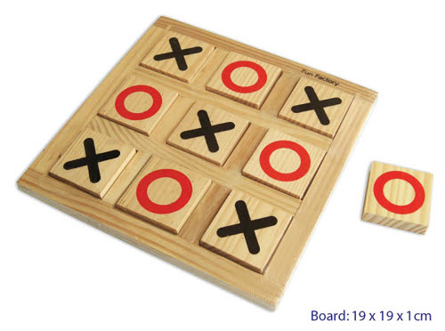 Noughts & Crosses -