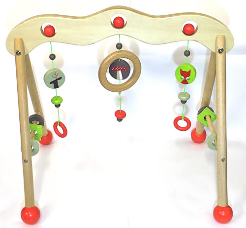 Discoveroo Play Gym Woodland - Discoveroo Play Gym Woodland