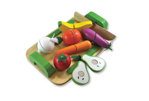 Discoveroo Fruit & Vegetable Set - Discoveroo Fruit & Vegetable Set