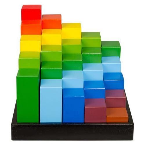 Rainbow Engineer Blocks - Rainbow Engineer Blocks