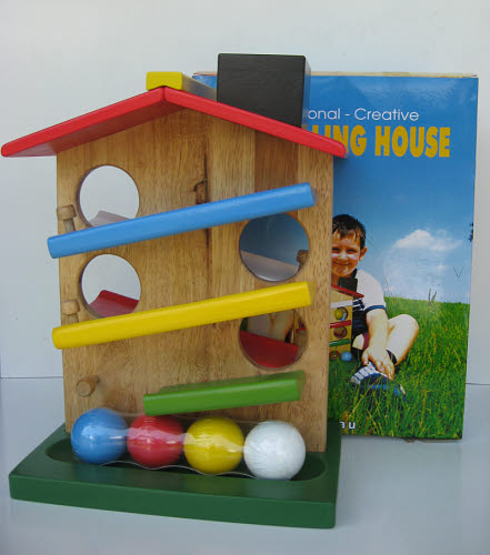 Ball Rolling House - Ball Rolling House