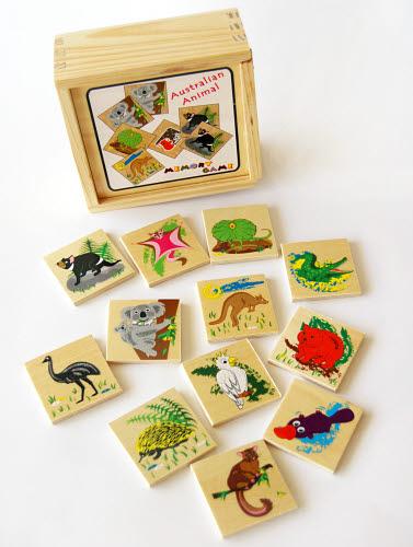 Memory Game - Australian Animals - Memory Game - Australian Animals