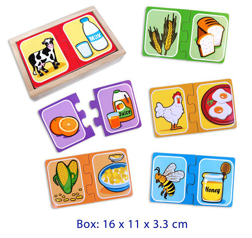 Make a Pair Puzzle 12 cards - Make a Pair Puzzle 12 cards
