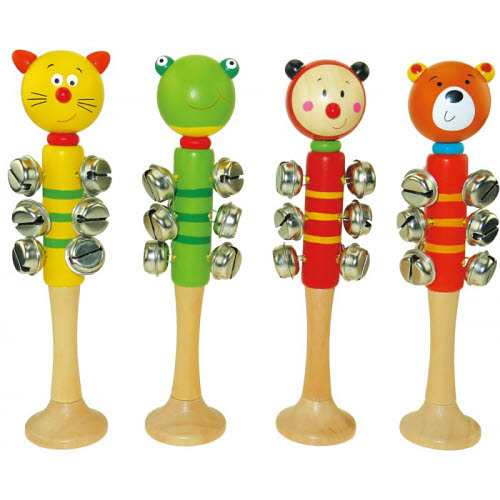 Animal Bell Stick (each) - Animal Bell Stick
