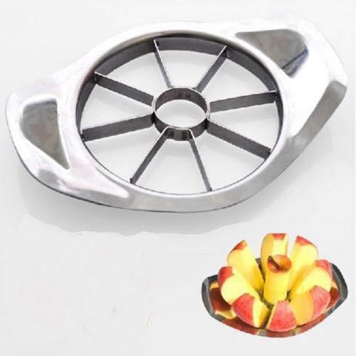 Apple Slicer - Stainless Steel - Apple Slicer - Stainless Steel