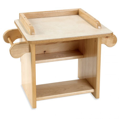 Hand Washing Stand for 3-6 year olds -  in Beech Wood - Hand Washing Stand for 3-6 year olds -  in beautiful Beech Wood