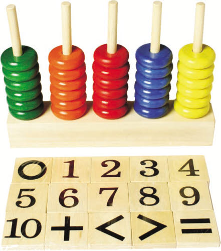 Learning Numbers -