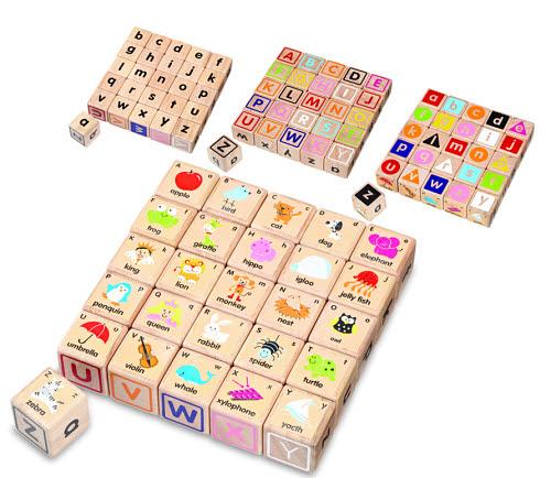 Wonder ABC Blocks - Wonder ABC Blocks