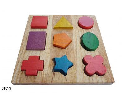 Geometric Shapes Board - Geometric Shapes Board