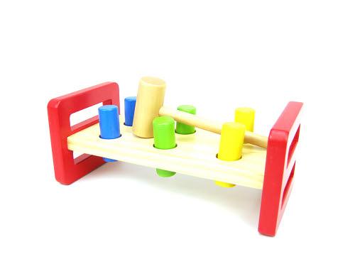 Wooden Hammer Bench -