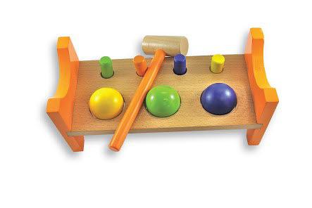 Discoveroo- Peg n' Ball Smackeroo - Discoveroo- Peg n' Ball Smackeroo
