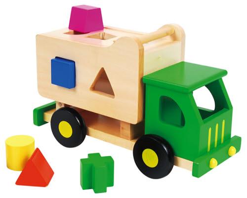 Discoveroo- Sort N Tip Truck - Sort N Tip Truck