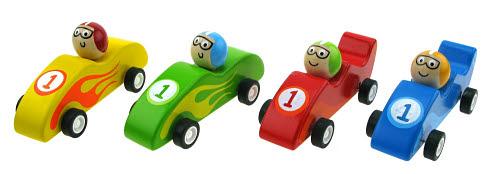 Pull Back Racing Car (each) - Pull Back Racing Car