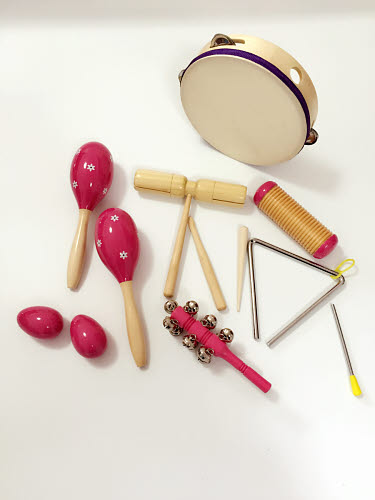 Percussion Set #1 -