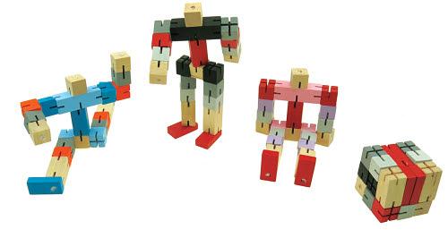 Twist & Lock Robot Block - Twist & Lock Robot Block