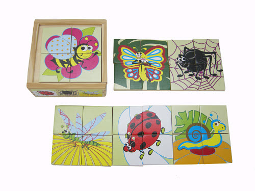 Insect Puzzle Box - Insect Puzzle Box