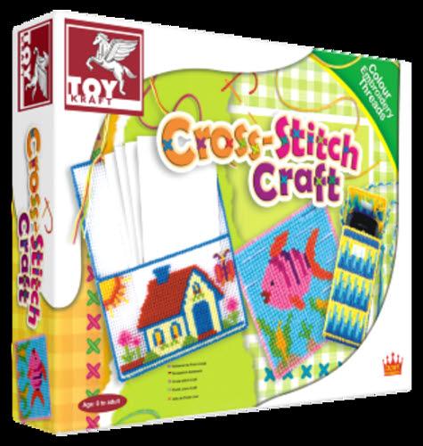 Cross Stitch Craft - Cross Stitch Craft