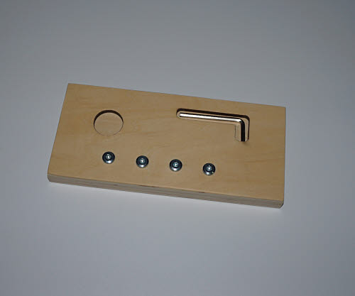 Inner Hexagonal Screw Allan Key Set - Inner Hexagonal Screw Allan Key Set