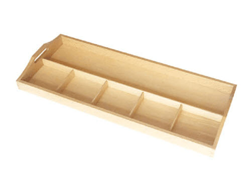 Sorting Tray 5 Compartments - Large - Sorting Tray 5 Compartments - Large