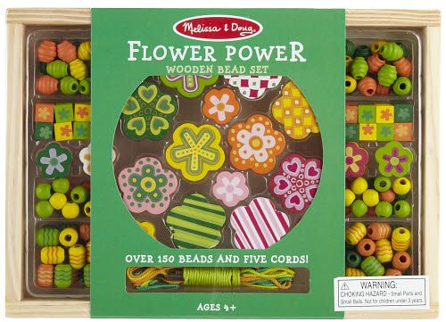 M&D - Flower Power Bead Set - Flower Power Bead Set