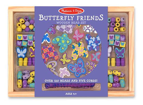 M&D - Butterfly Friends Bead - M&D - Butterfly Friends Bead
