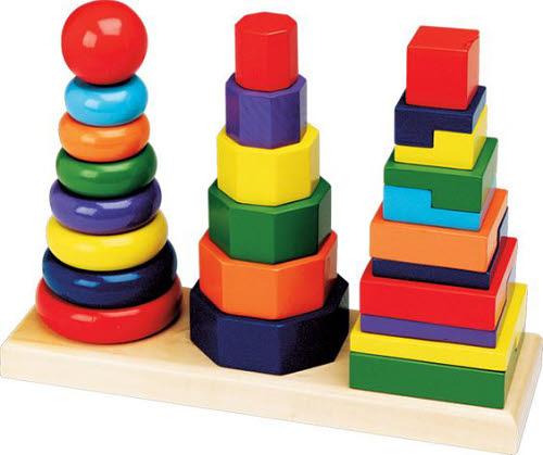 M&D - Geometric Stacker - Geometric Stacker