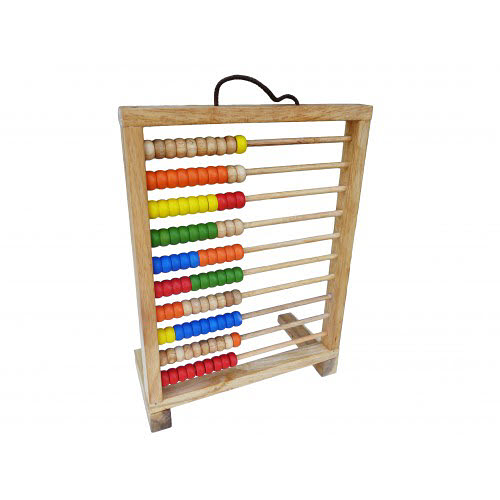Giant Wooden Abacus - Giant Wooden Abacus