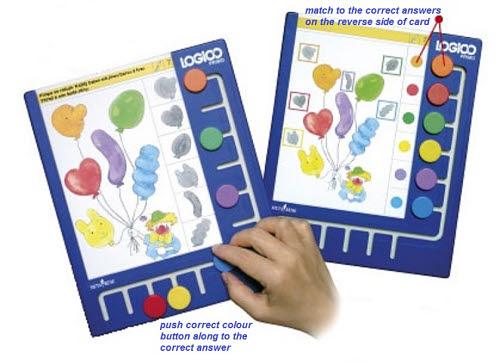 LOGICO Primo Board - LOGICO Primo Board - Activity Cards Sold separately