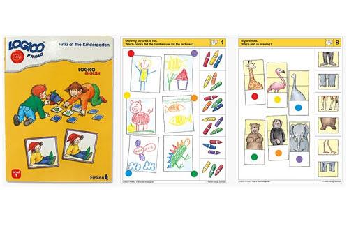 Primo - kindergarten - LOGICO Primo kindergarten
