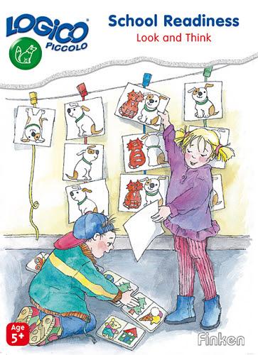 Piccolo - School Readiness (Look & Think) - LOGICO Piccolo School Readiness (Look & Think)
