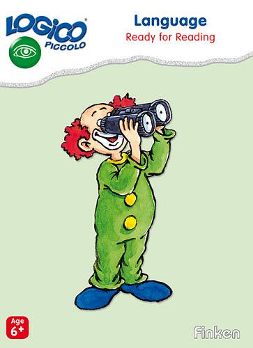 Piccolo - Ready for Reading - LOGICO Piccolo Ready for Reading