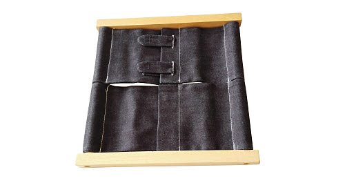 Velcro - Timber Rod Frame (Out of Stock) - Velcro Frame